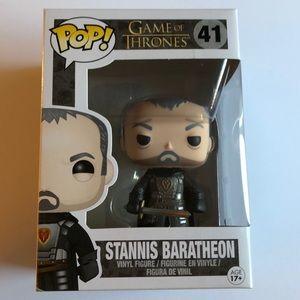 Stannis Baratheon pop